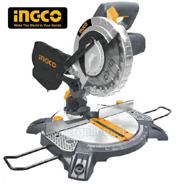 INGCO BMS14002 Φαλτσοπρίονο ξύλου
