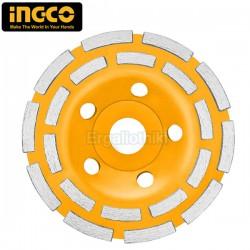 INGCO CGW021251 Λειαντικός δίσκος δομικών υλικών Φ125mm