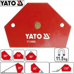 YATO YT-0866 Μαγνητικό όργανο συγκράτησης μετάλλων