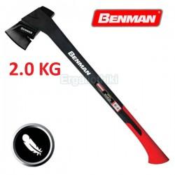 BENMAN TOOLS 77445 Τσεκούρι σχισίματος 2 kg