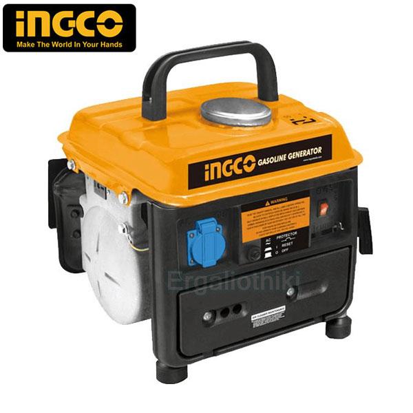 INGCO GE8002 Γεννήτρια βενζίνης 0,8 ΚW