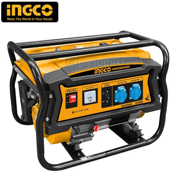 INGCO GE35006 Γεννήτρια βενζίνης 3.5 KVA