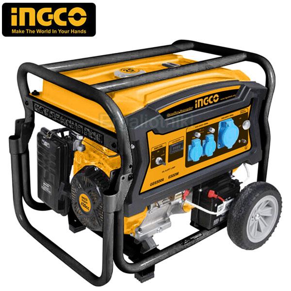 INGCO GE65006 Γεννήτρια βενζίνης 6.5 KVA