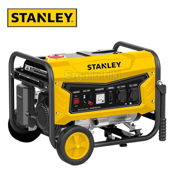 STANLEY SG3100 Γεννήτρια βενζίνης 3.1KW