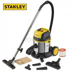 STANLEY SXVC20XTE Επαγγελματική ηλεκτρική σκούπα υγρών στερεών