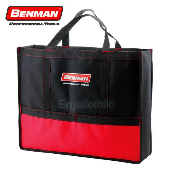 BENMAN TOOLS 38363 Υφασμάτινη τσάντα γενικής χρήσης