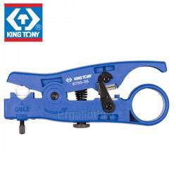 KING TONY 6755-05 Απογυμνωτής καλωδίων UTP/STP