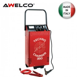 AWELCO TECHNO CHARGER 350 Φορτιστής - Εκκινητής μπαταριών