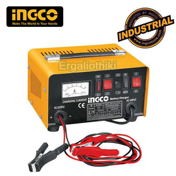 INGCO CB1601 Φορτιστής μπαταριών