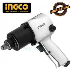 "INGCO AIW12561 Αερόκλειδο 1/2"" 567Nm"