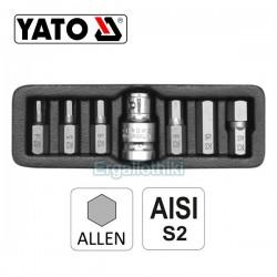 YATO YT-0412 Σειρά μύτες ALLEN
