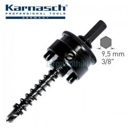 KARNASCH 20.1503 Αντάπτορας 10mm για ποτηροτρύπανα