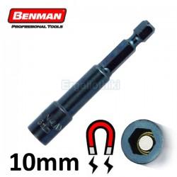 BENMAN TOOLS 74027 Μυτοκάρυδο 10mm