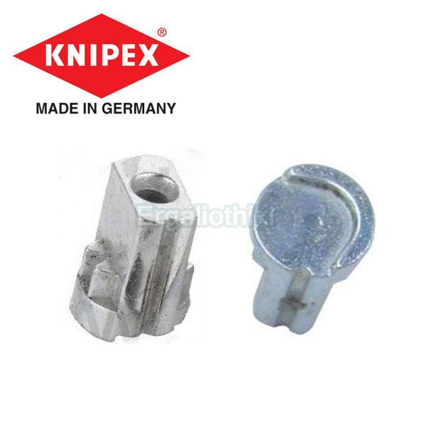 KNIPEX 870901 Ανταλλακτικό κουμπί γκαζοτανάλιας