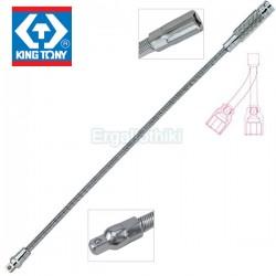 KING TONY 2311-18 Εύκαμπτη προέκταση σπιράλ 45cm για καρυδάκια 1/4