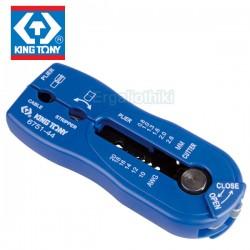 KING TONY 6751-44 Απογυμνωτής - πολυεργαλείο