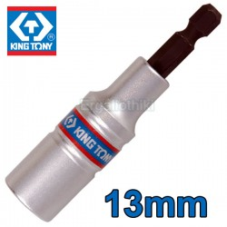 KING TONY 76B813M Μυτοκάρυδο βαθύ 13mm