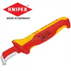 KNIPEX 9855 Απογυμνωτής μαχαίρι 1000V