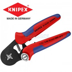 KNIPEX 975304 Αυτορυθμιζόμενη πρέσα μυτών ακροχυτωνίων