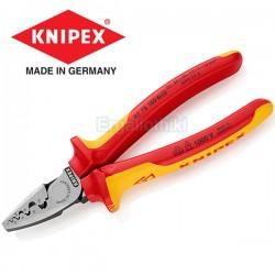 KNIPEX 9778180 Πρέσα ακροδεκτών VDE 1000V