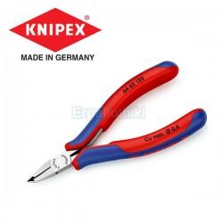 KNIPEX 6462120 Εμπροσθοκόπτης λοξός μίνι