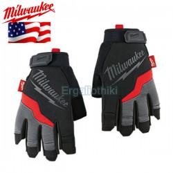 MILWAUKEE Fingerless Γάντια εργασίας