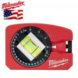 MILWAUKEE 48-22-5102 Ρυθμιζόμενο αλφάδι τσέπης