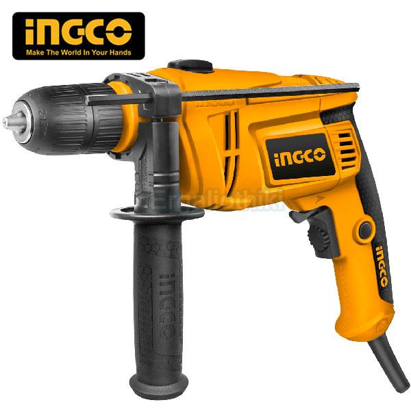 f95ac804699 INGCO ID6508-2 Κρουστικό δράπανο