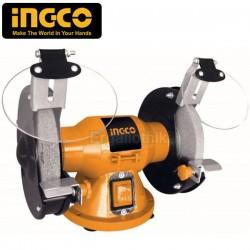 INGCO BG61502 Δίδυμος τροχός πάγκου Φ150mm