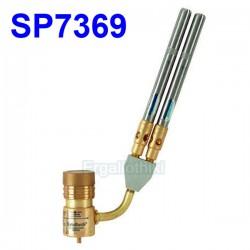 SAFEGAS SP7369 Φλόγιστρο φιάλης Mapp με δύο μπέκ
