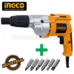 INGCO ESD5501 Ηλεκτρικό κατσαβίδι