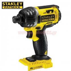 STANLEY FATMAX FMC645B 18V Παλμικό κατσαβίδι (μόνο σώμα χωρίς μπαταρίες)