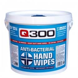 Q300 Μαντηλάκια καθαρισμού