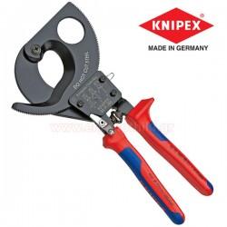 KNIPEX 9531280 Κόφτης καλωδίων με καστάνια