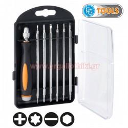 PG Tools PGT080 Σετ κατσαβίδια ακριβείας