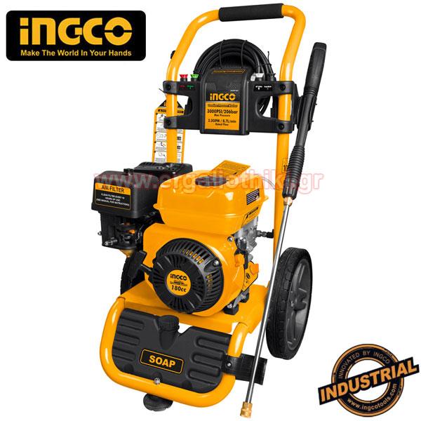 INGCO GHPW1803 Επαγγελματικό βενζινοκίνητο πλυστικό μηχάνημα