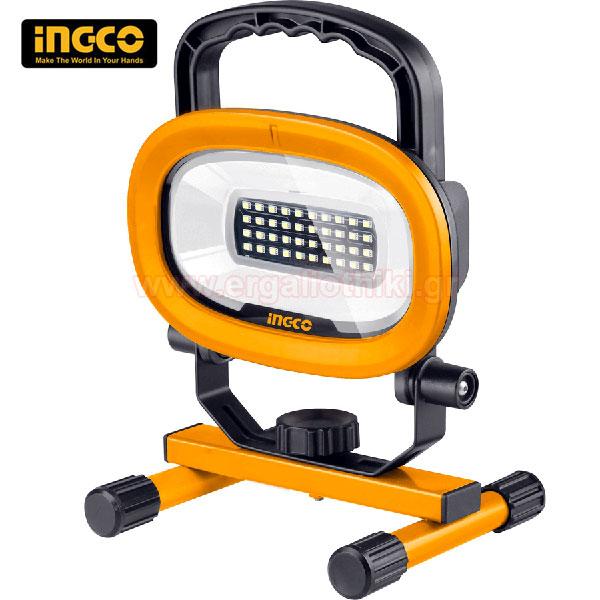 INGCO HPLF22002 Φορητός προβολέας εργασίας led