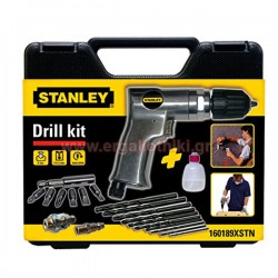 STANLEY DRILL KIT 160189XSTN Αεροδράπανο