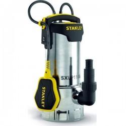 STANLEY SXUP1100XDE Βυθιζόμενη αντλία ακαθάρτων υδάτων με φλοτέρ INOX