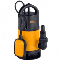 INGCO SPD7501 Βυθιζόμενη αντλία όμβριων υδάτων με φλοτέρ