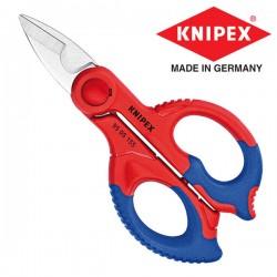 KNIPEX 9505155SB Ψαλίδι ηλεκτρολόγου