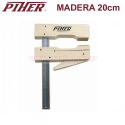 PIHER MADERA 20 Σφικτήρας με ξύλινες σιαγόνες