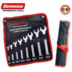 BENMAN TOOLS 70166 Σειρά Γερμανικά κλειδιά
