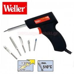 WELLER TB100EU Κολλητήρι πιστόλι - Εργαλείο κοπής πλαστικών 130Watt