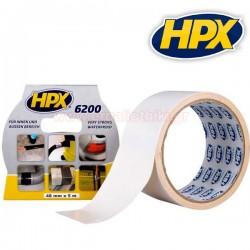 HPX 6200 Ταινία επισκευών υφασμάτινη λευκή 48mmx5m