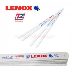 LENOX T2 24TPI Λάμα σιδηροπρίονου BiMetal