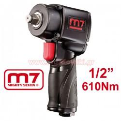 "M7 NC-4610 Αερόκλειδο 1/2"" 610Nm"