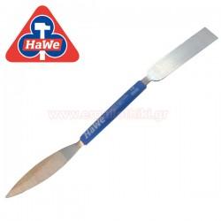 HAWE Διπλή σπάτουλα γύψου 15mm