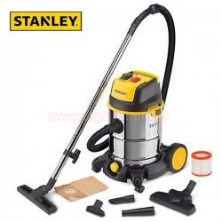 STANLEY SXVC30XTDE Επαγγελματική ηλεκτρική σκούπα υγρών στερεών