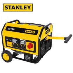STANLEY SG7500 Γεννήτρια βενζίνης τριφασική